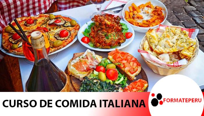 Curso De Comida Italiana